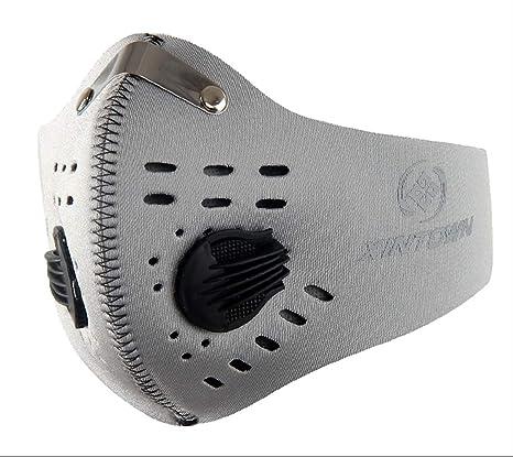 maschera antipolvere sportiva