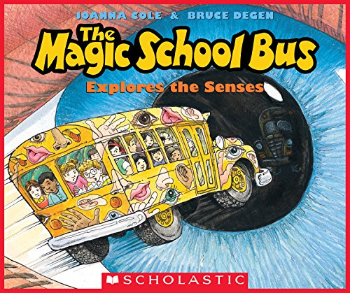 the magic school bus explores the senses kindle 感想 joanna 読書