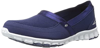 fa094ebf02e1 Skechers Sport Women s Take It Easy Slip-On Fashion Sneaker