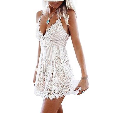 Kleid weib kurz sommer