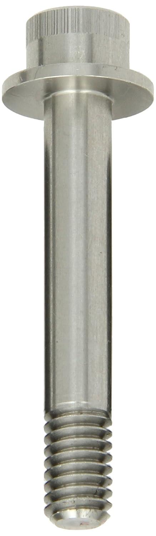 Hex Socket Drive 0.500 Shoulder Diameter 1-1//8 Grip Length Pack of 1 Flange Socket Cap Head 1//2-13 Thread Size Plain Finish 18-8 Stainless Steel Prairie Bolt Made in US