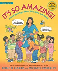 """An outstanding book. . . . Meets the needs of those in-between or curious kids who are not ready, developmentally or emotionally, for It's Perfectly Normal."" —Booklist (starred review)              How does a baby begin? What..."