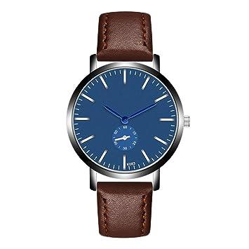 Nuevos Relojes de Pulsera de Cuarzo de la Aleación del Análogo de la Aleación del Diseño de Moda del Diseño para los Hombres: Amazon.es: Deportes y aire ...
