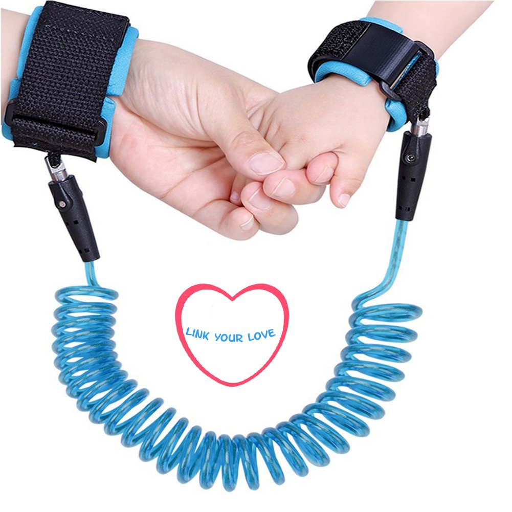 Amazon.com : Baby Anti Lost Wrist Link 2.5m Toddlers