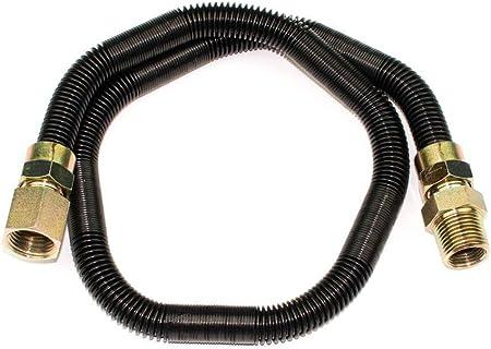 Dreffco Gas Burner Non-Whistle Flex Line Connection Kit