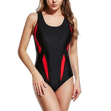 Zhuhaitf Femme Women's Printed Plunge Deep V Neck Swimsuit Halter Bikinis Monokinis Swimwear Bathing Suits Payer Avec La Vente De Visa En Ligne gBPsMah2Un