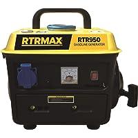 RTRMAX RTR950 0.8 Kva Benzinli Jeneratör, Yeşil