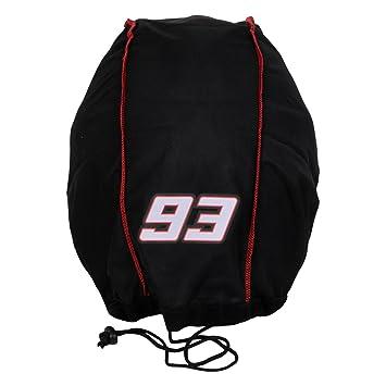 Marc Marquez 93 la bolsa de casco de Moto GP hormiga negra oficial 2015