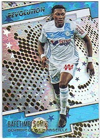 2017 Panini Revolution Soccer Astro #180 Bafetimbi Gomis OLYMPIQUE de MARSEILLE