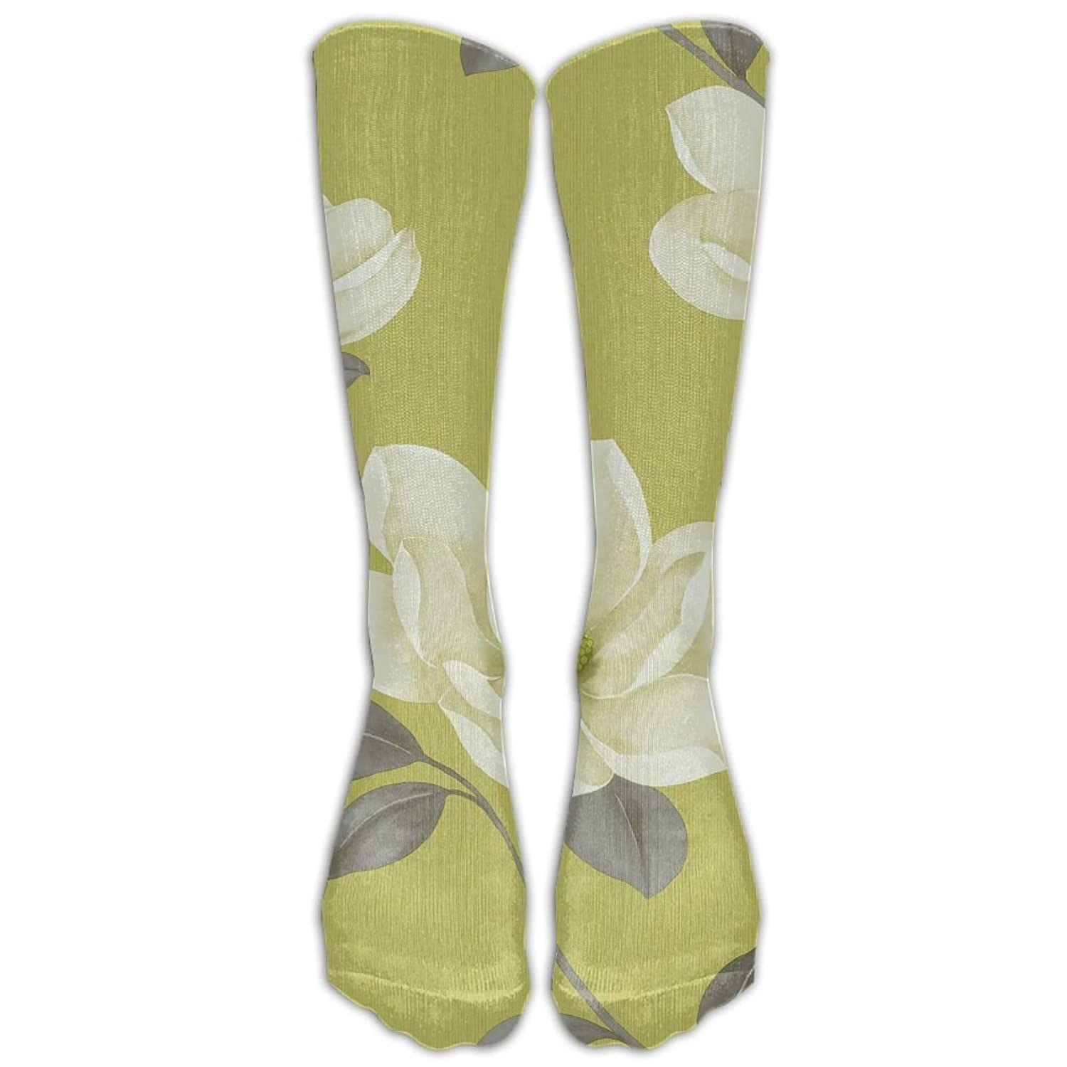 good out x thoughts on free delivery High Boots Crew Floral Designer Compression Socks ...