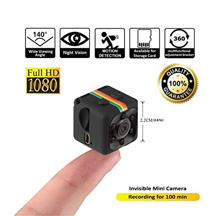 Review Mini Wireless Hidden Spy