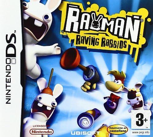 Rayman Raving Rabbids: Amazon.es: Videojuegos