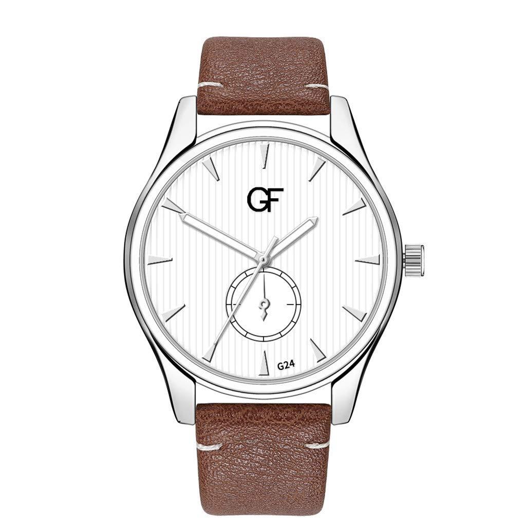 Reloj para Hombre en Oferta,Moda de Gama Alta de los Hombres de ...