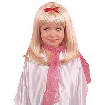 Amazon.com: Del niño Peggy Sue disfraz de Halloween peluca ...