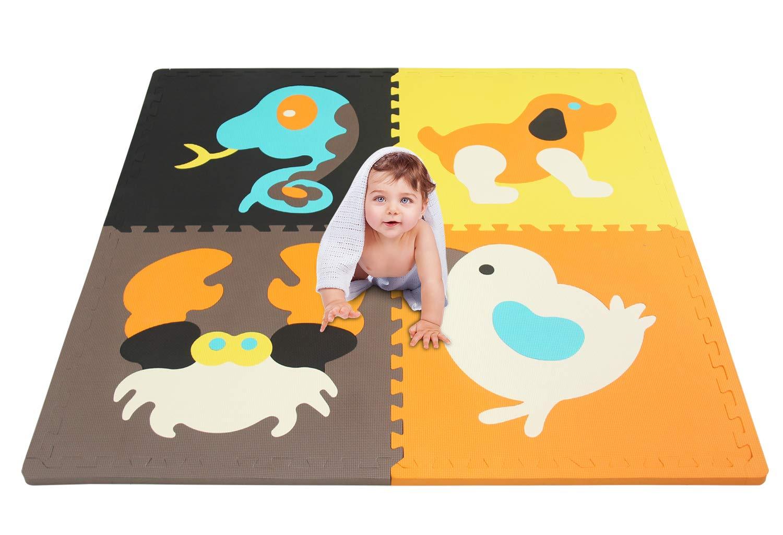 meiqicool Childrens New Animal EVA puzzle set di tavolo e sedia bambini mobili ZY17QSL Fujian Jiasheng Sports Co. LTD