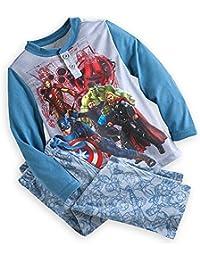 Store Avengers Captain America, Hulk, Thor, Iron Man Boy Pajama Sleep Set