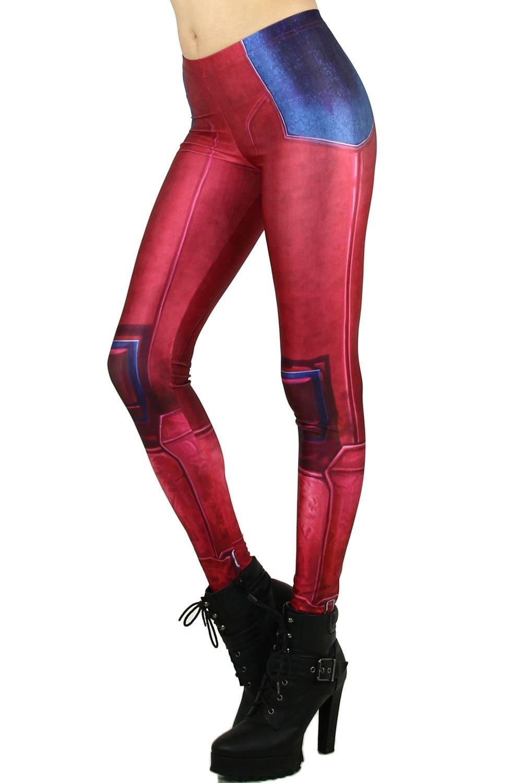 World of Leggings Deadpool Leggings