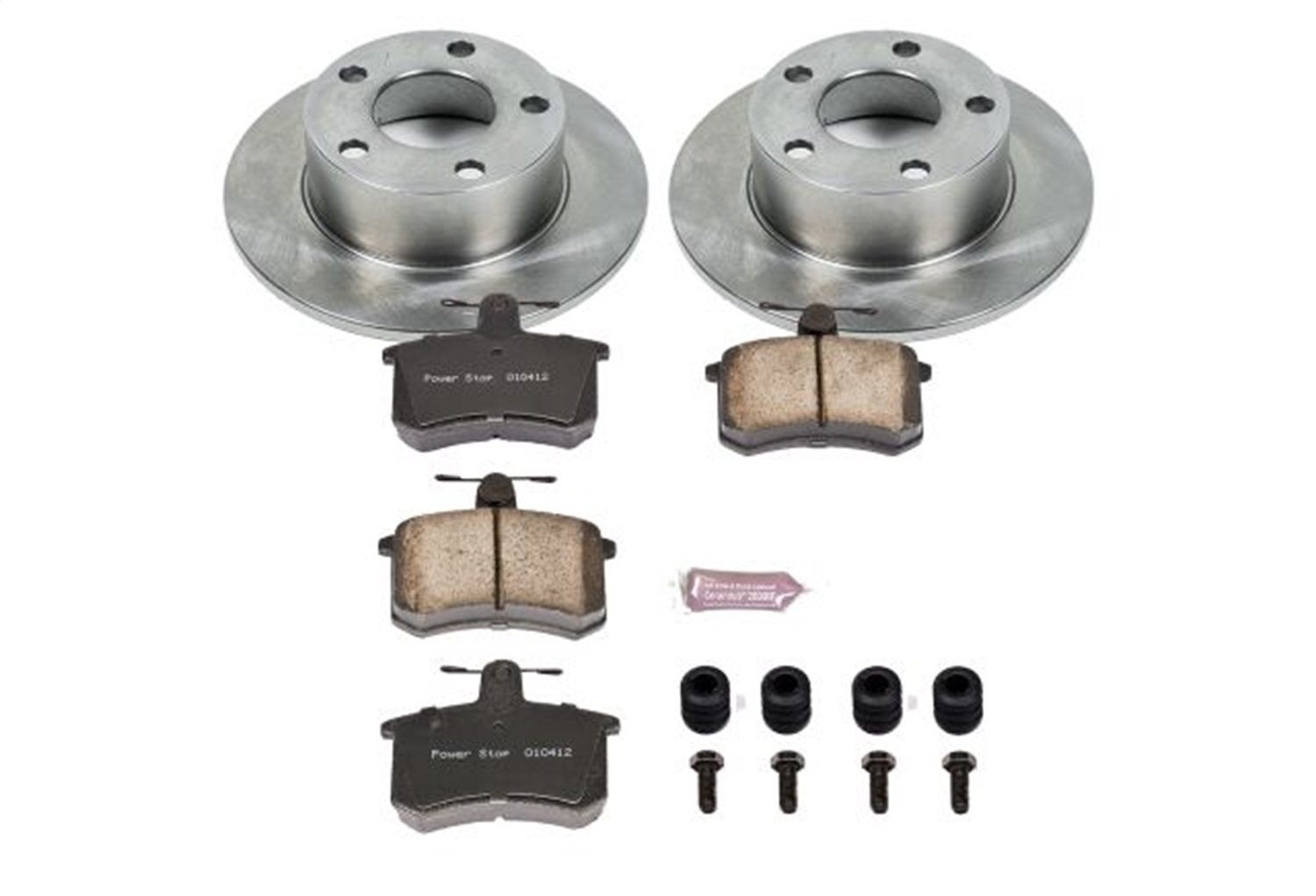 Autospecialty KOE514 1-Click OE Replacement Brake Kit Power Stop