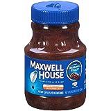 Maxwell House Original Blend Instant Coffee, Medium Roast, 8 Ounce Jar (Pack of 3)