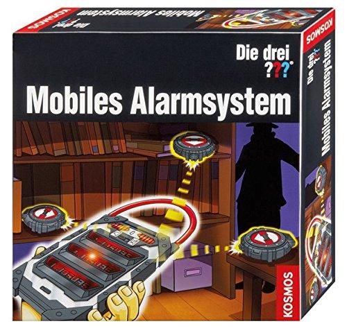 Kosmos 631901 - Die drei ??? Mobiles Alarmsystem empfohlenes Alter: ab 8 Jahre Activity-Box Detektiv Detektiv / Ratekrimi