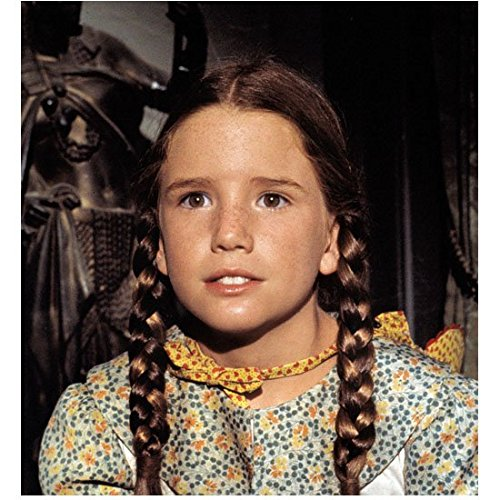 Little House on the Prairie Melissa Gilbert as Laura Ingalls Close Up Smile 8 x 10 inch photo
