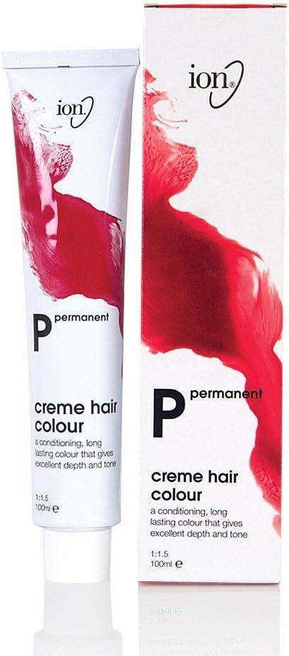 Ion Professional - Tinte permanente para pelo, 100 ml, 6,4 ...