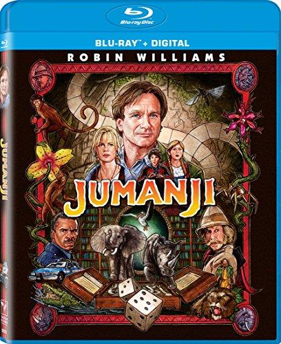 Jumanji (Remastered Blu-ray + Digital)
