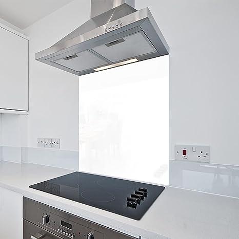 Colour2Glass, pannello di protezione per cucina in vetro temperato ...