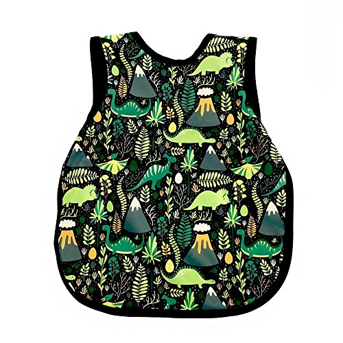 Dino Days Unisex Toddler Bapron for 6m-3T by BapronBaby