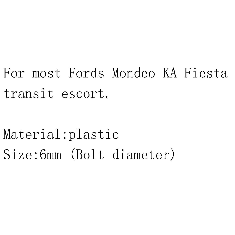 Areyourshop Soporte de techo para antena de radio de coche para Mondeo KA Fiesta Transit Escort