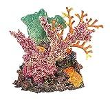 Tsunami Coral Reefs D3 Coral/Rock Replica Insert 10'' x 10'' x 11-14''