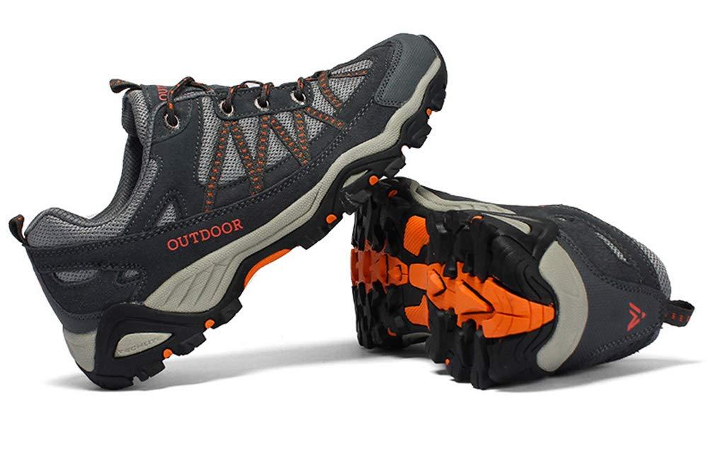 XINGUANG Männer Rutschfeste Outdoor-Wanderschuhe Rutschfeste Größe Paar Paar Paar Wandern Schuhe DREI Farben optional 664689