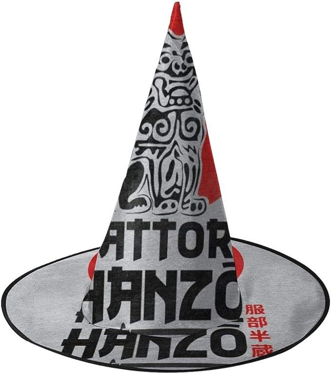 NUJIFGYTCRD Hattori Hanzo Espada y Sushi Negro Texto Kill Bill ...