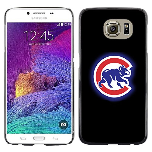 GIFT CHOICE / SmartPhone Cell Phone Hard Protective Case Cover for Samsung Galaxy S6 /CUB SPORT/