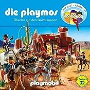 Überfall auf den Goldtransport (Die Playmos 32) | David Bredel, Florian Fickel