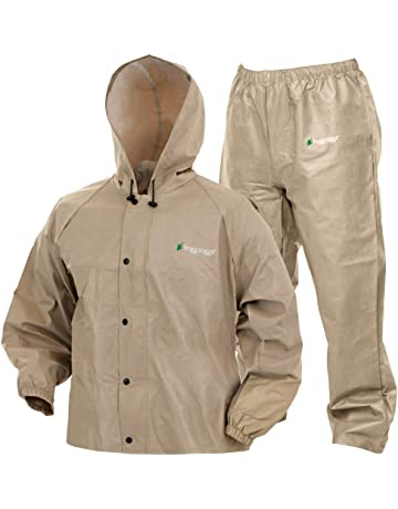 f47a2a1616c4 Frogg Toggs Pro Lite Water-Resistant Rain Suit