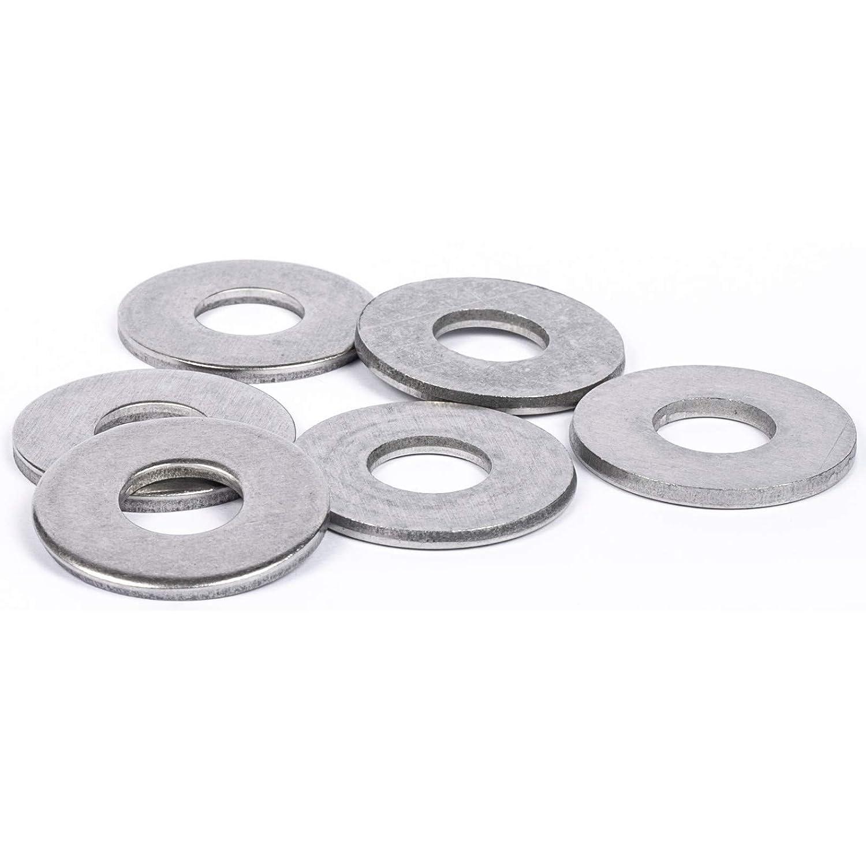 inox A4 marine 12-100 pcs Rondelles plates Large L
