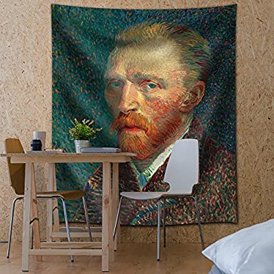 Fascinating Composition, Created By a Professional Artist, Untitled (self Portrait) by Vincent Van Gogh