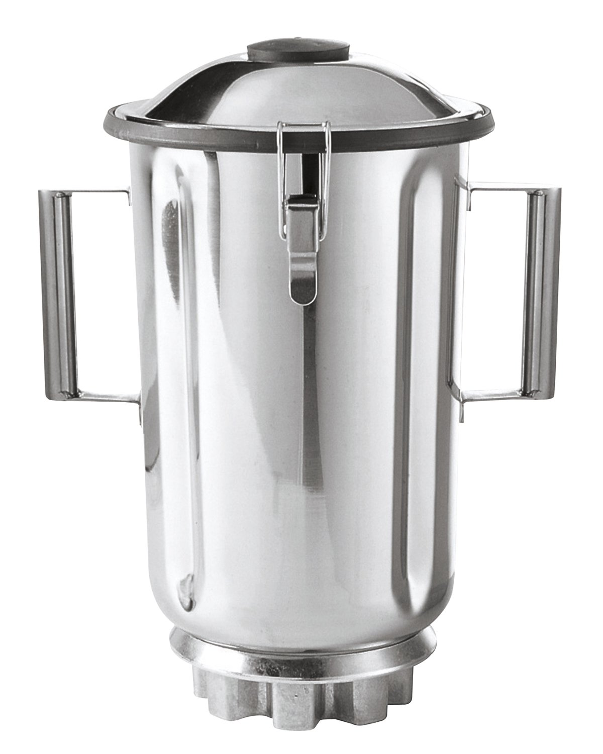 Hamilton Beach Commercial 6126-990 1 gal/128 oz./3.8 L Container, Stainless Steel