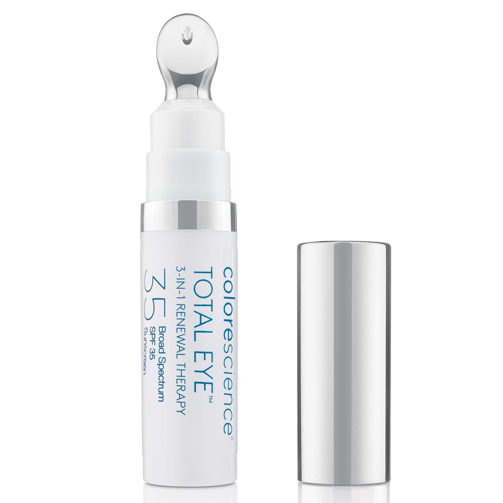 Colorescience Total Eye 3-in-1 Anti-Aging Renewal Therapy for Wrinkles & Dark Circle