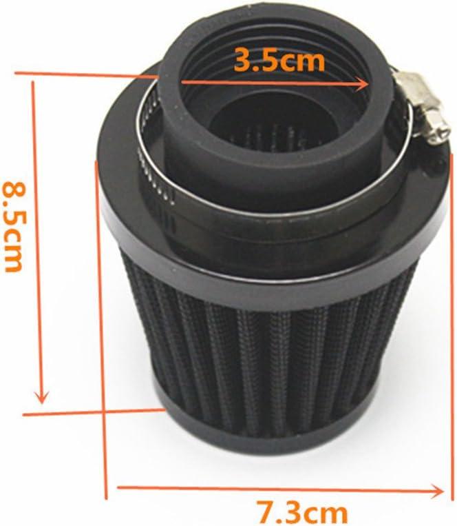 Sharplace Filtre /à Air C/ône De 35mm Remplacement de Moto Dirt Bike ATV