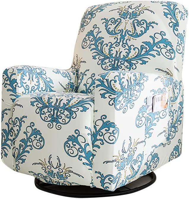 Wingback Slipcover Stretch Protector Recliner Wing Arm Chair Sofa Covers Home