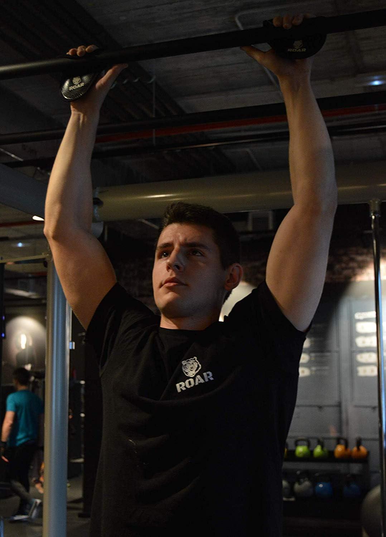 Grip Gym Grip Pad Guantes Grip para Gym Hombre Y Mujer Fitness Almohadilla Barra Gimnasio Roar/® Guantillas Gimnasio Calleras Gimnasio Grip Power Pads Gloves Gym Grip Gimnasio