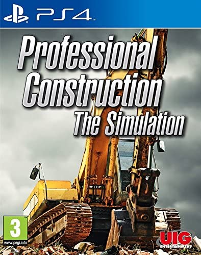 Professional Construction: The Simulation (PS4) (輸入版)