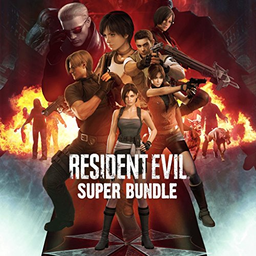 Resident Evil Super Bundle - PS4
