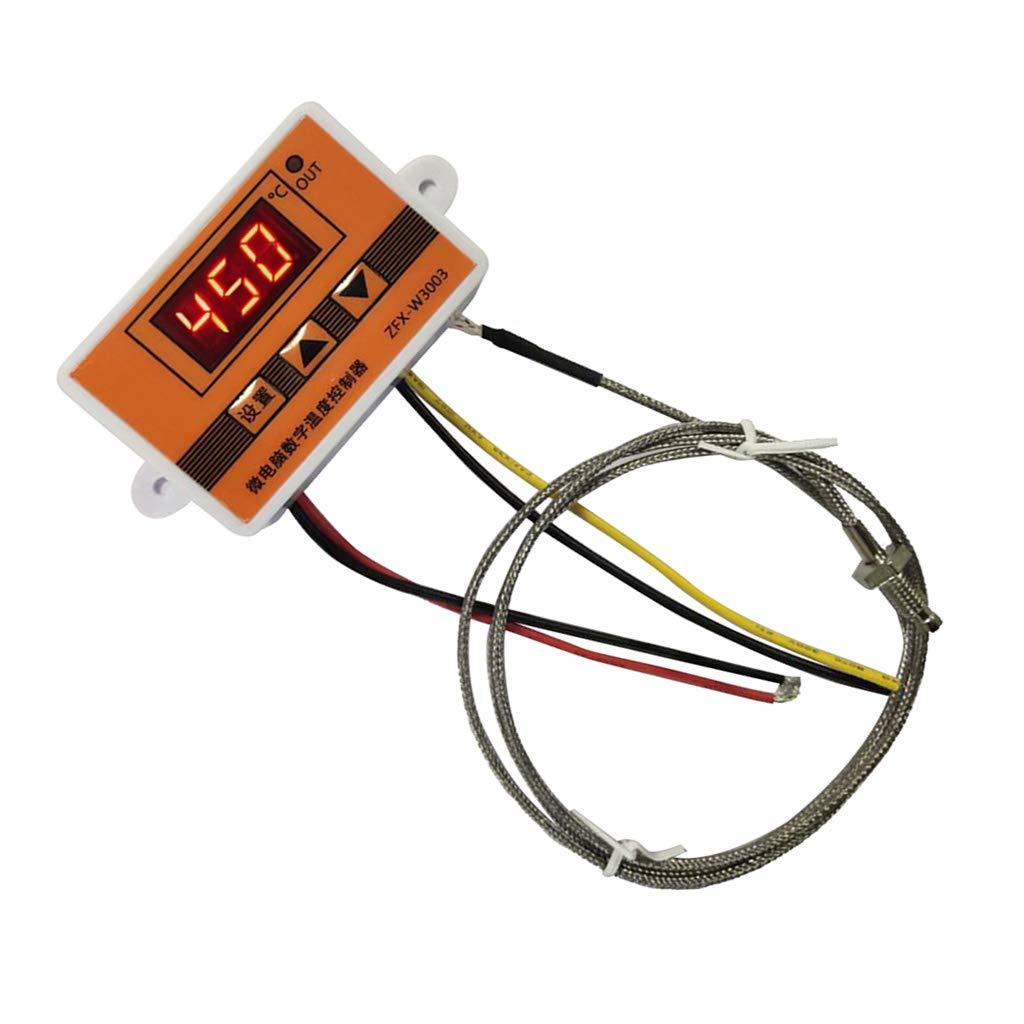 Módulo Controlador de Temperatura Termostato Digital Inteligente ...