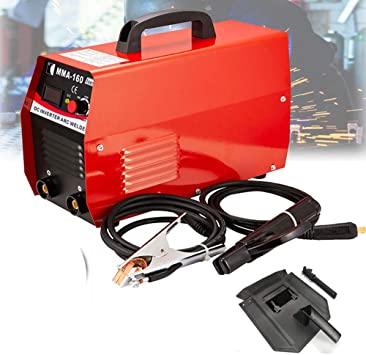 MKLC ARC Welding Machine AMP DC Inverter IGBT Welders Mini Handheld Portable Over-Heat Protection