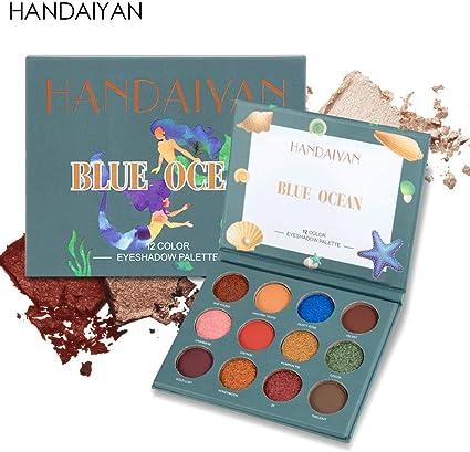 99Lamour La nueva paleta de sombras de ojos nude 12 colores ...