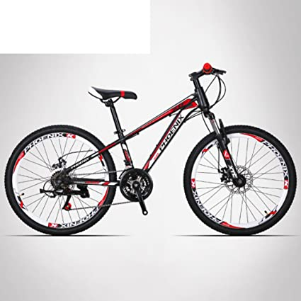 HIKING BK Viajes Bicicleta De 21-Velocidad Bicicleta De Montaña ...