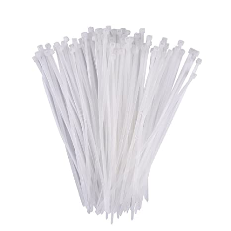 9b8860c731bc Conwork Self-Locking Nylon Cable Ties, 6-Inch 1000 Pcs - - Amazon.com